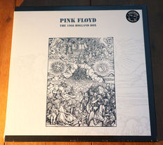 "Pink Floyd- 3LP boxset ""Gentle Stirring Sounds - The 1968 Holland Box"" (Paradiso - Fantasio Club - Jaarbeurs)/ 370 copies worldwide/ MINT!"