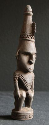 Ancestral sculpture - Murik - Sepik mouth - Papua New Guinea