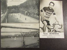 Birth of sport: Lot of 40 postcards on the theme