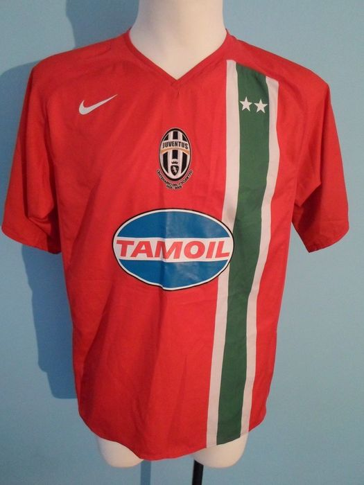 los angeles 6a7e1 5afff Nike Juventus 2005/2006 away shirt - Catawiki