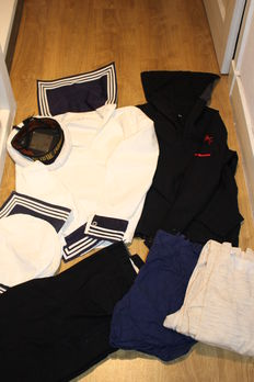 Royal Navy - complete costume