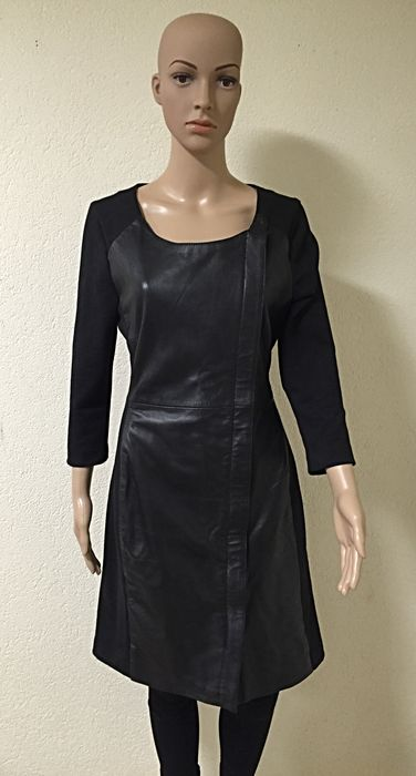 e6eaa917582d0e Mart Visser - Leather dress - Catawiki