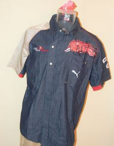 Toro Rosso F1 Team and Driver Shirt ( Raceday Shirt ) by Puma Team Only !