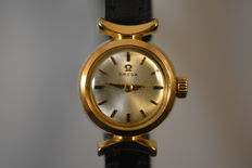 Omega - vintage ladies watch from 1960,s.