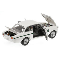 Minichamps - Scale 1/18 - Alfa Romeo GTA 1300 Junior 1972 - Colour White