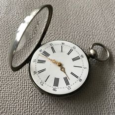 Pocket watch - Aiguilles - 10 Rubis - around 1910