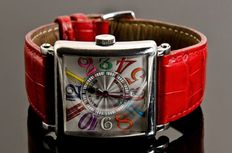 Franck Muller – Master Square Color Dreams 6000