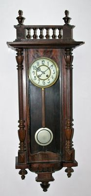 Henry Deux regulator clock – period late 19th century