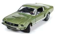 Auto World - Scale 1/18 - Shelby GT500 1967