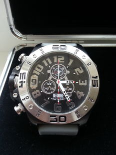 Offshore Limited Tornade Grey – men's wristwatch.