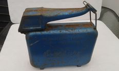 10 litre jerrycan from the sixties