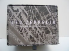 Led Zeppelin - The complete studio recordings - 1993 -  10 cd box.