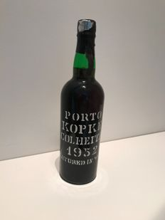 1952 Colheita Port Kopke - bottled in 2002
