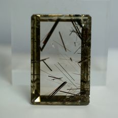 Rutilated Quartz - 99.76ct