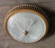 Large ceiling lamp - Middle of the 20th century - France