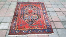 Very Beautiful Hand-knotted Persian - Hamadan 192cm x 132cm