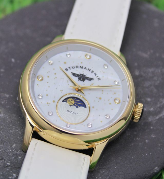 Sturmanskie – Ladies' –  Gold Plated – Watch – New & Perfect Condition