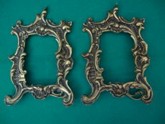 Pair -  Image holder - Italy - late 19th century