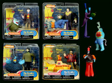 The Beatles Yellow Submarine Toys | First Series, September 2004 (Toys by McFarlane)