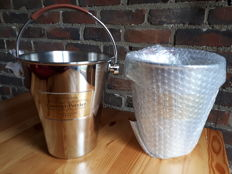 2 stainless champagne buckets, LAURENT PERRIER hotels not used