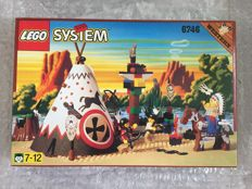 System - 6746 - Chief's Tepee
