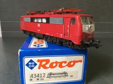 Roco H0 - 43412 - Electric locomotive BR 111 of the DB