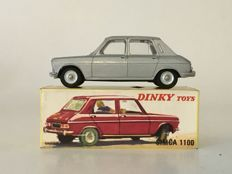 Dinky Toys-France - Scale 1/43 - Simca 1100 No.1407