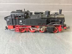Roco H0 - 43271 - Steam locomotive BR 74 of the DB