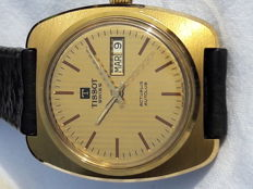 Tissot Actualis Autolub Hand-wound Day-Date NOS 1975