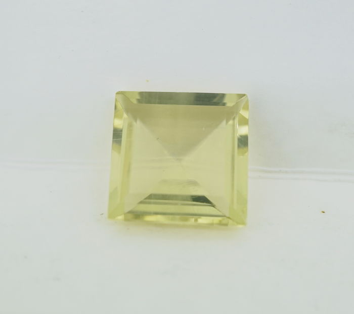 Citrine  - 	7.46cts - NO RESERVE PRICE