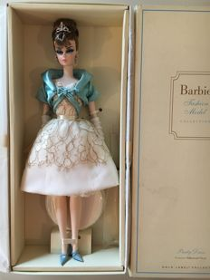 Silkstone Barbie - Party Dress - Mattel - US