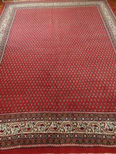 Hand-knotted, Mir Saruq rug, approx. 310 x 250 cm