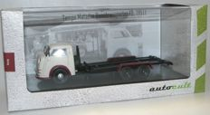 Autocult - Scale 1/43 - Tempo Matador Renntransporter (Germany, 1951) - Limited Edition 333 pieces