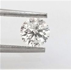 1.01 carat  - D color  - SI1 clarity  - Round Brilliant Cut  -Natural Diamond  Comes With AIG Certificate + Laser Inscription On Girdle