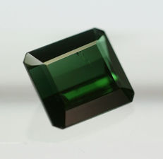 Green Tourmaline - 9.53 ct
