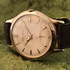 Gold Jaeger-LeCoultre men's wristwatch!  1956