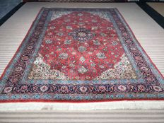 Persian Qom carpet! Dimensions 354 x 240 cm! Oriental carpet - 100 % handwoven - in perfect condition