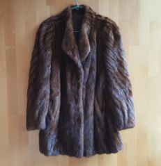 Barcelona, Spain. Garo S.A. – Mink coat
