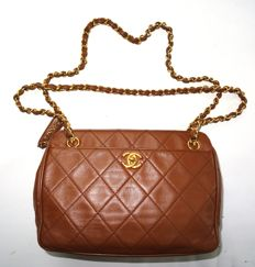 Chanel  - Caviar Leather Crossbody or shoulder bag - Vintage