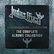 Judas Priest - The Complete Albums colletction
