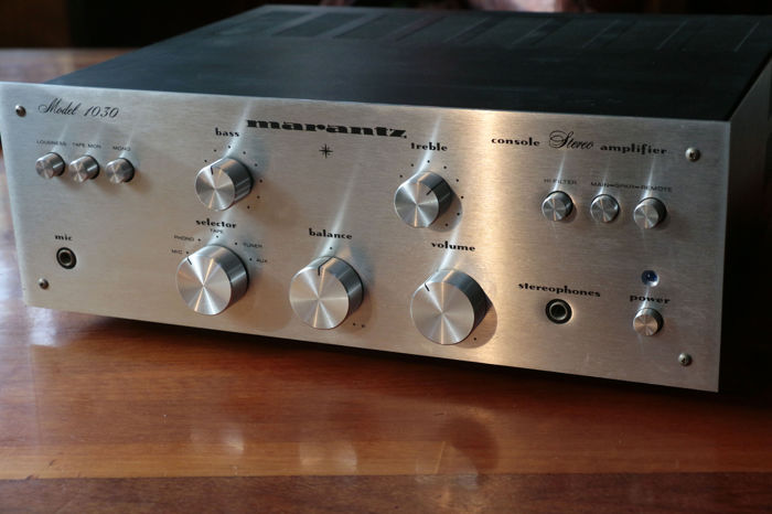 MARANTZ AMPLIFIER 1030 - Catawiki