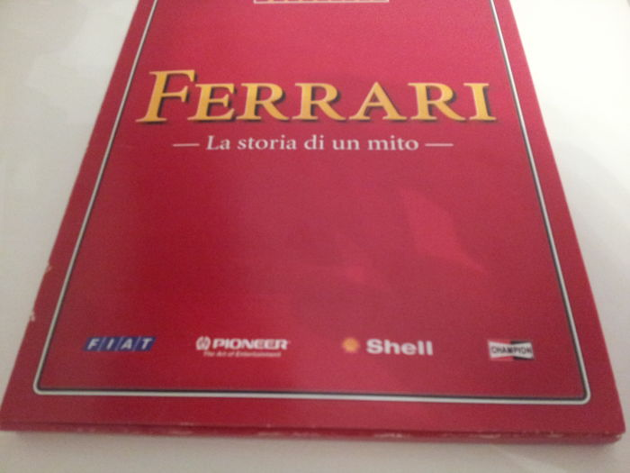 Ferrari encyclopedia