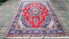 Magnificent Hand-knotted Persian - Tabriz 308cm x 202cm !