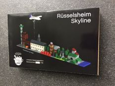 Lego custom architecture Rüsselsheim am Main - limited 128/750