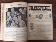 Magazines; Uilenspiegel. Humoristisch-Satiriek Weekblad - Volume 32: 48 issues - 1898 / 1899