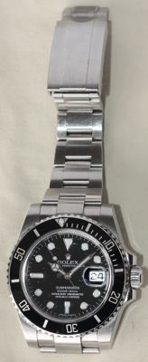 Rolex - Submariner - 116610LN - Heren - 2011-heden