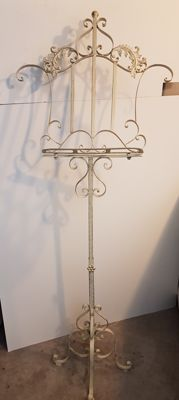 Cast iron music stand - France - 1950/60