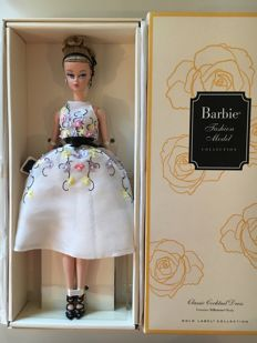 Silkstone Barbie - Classic Cocktail Dress - Mattel - US