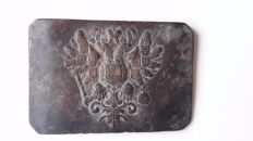 Imperial Russian Infantry buckle