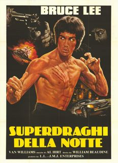 Sciotti - Fury of The Dragon - 1976